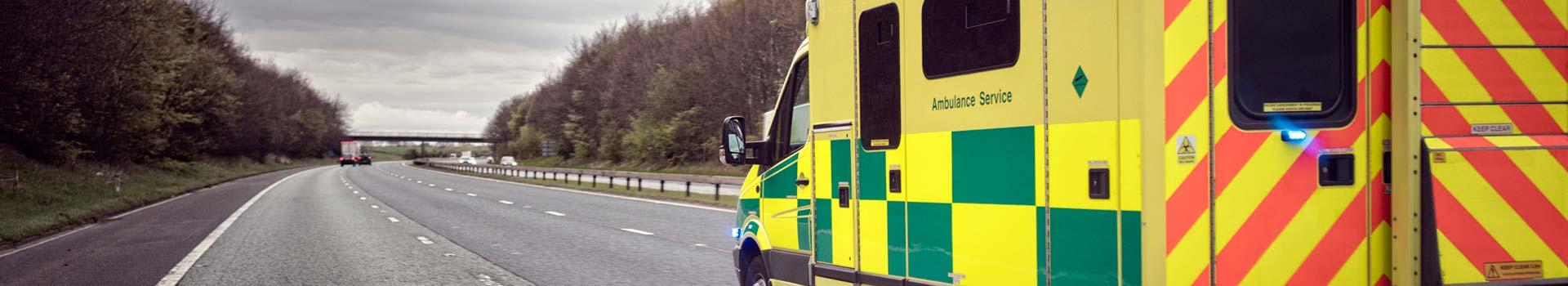The Ambulance Radio Programme (ARP)